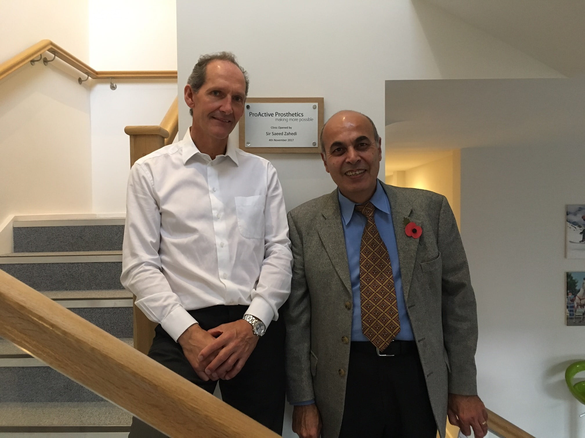 Richard-and-Saeed-Clinic-Opening