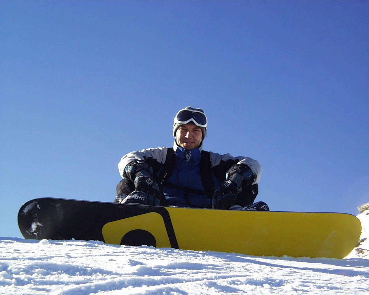 DW Snowboard original