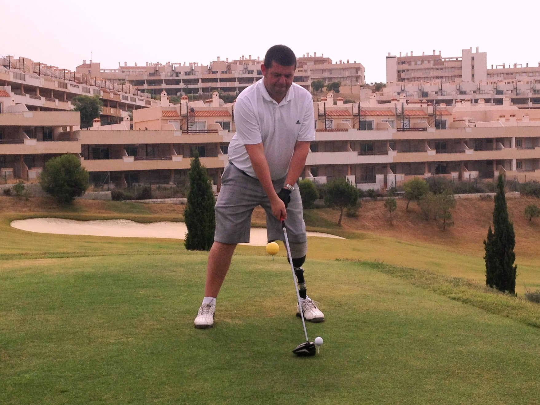 Darrel Golf Photo Cropped
