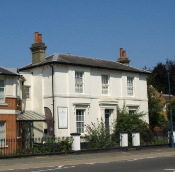Sevenoaks building