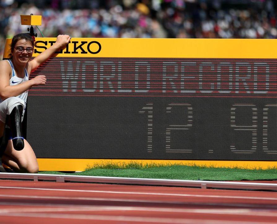 Sophie world record
