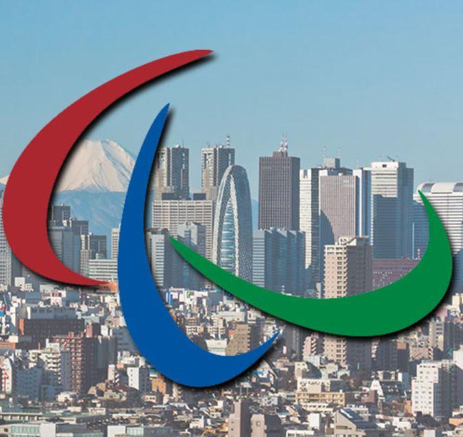 Tokyo paralympic Image